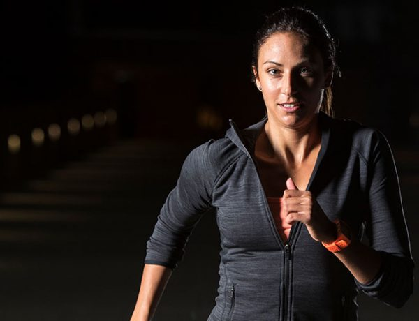 Smartwatch Nike Run Club