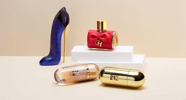 Promotii la parfumuri Carolina Herrera