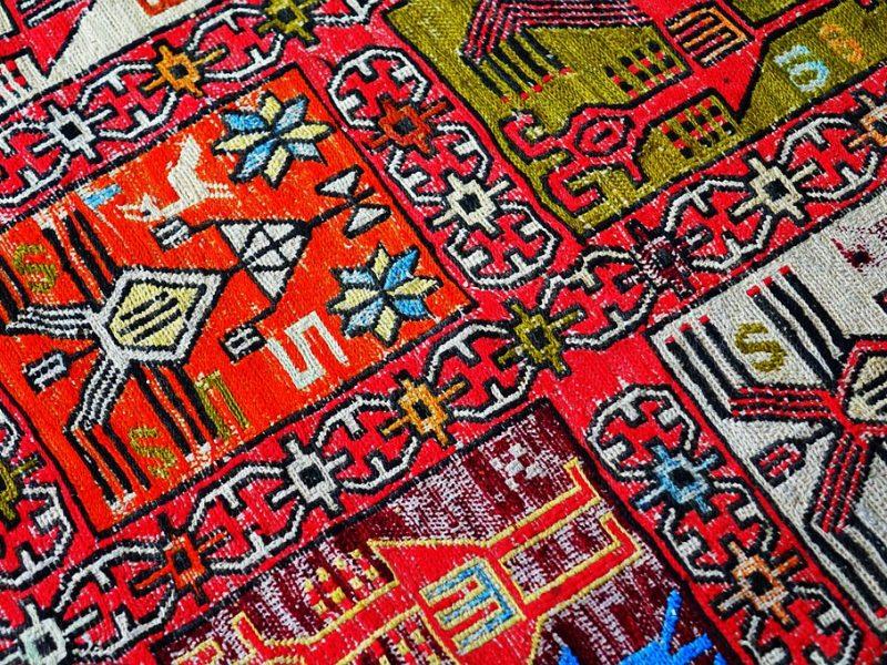 Cele mai colorate mochete