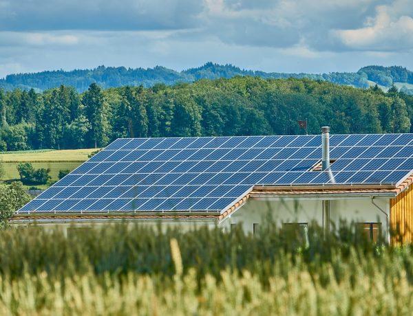 Panouri solare pentru casa verde