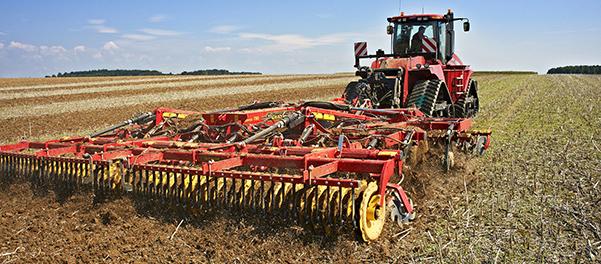 Masinariile in domeniul agricol