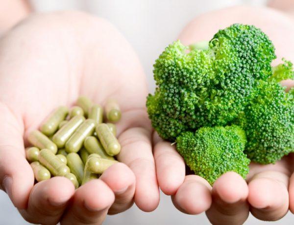 Partea a III-a - Fructe, legume, carne, cereale Vs suplimente
