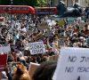 Imagini inedite de la protestele pentru George Floyd