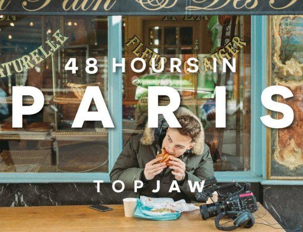 48 de ore in Paris - ce poti sa faci