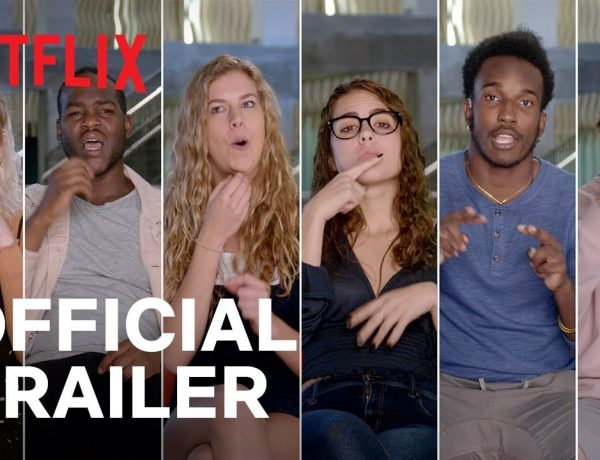 Deaf U (Netflix) - show TV - II