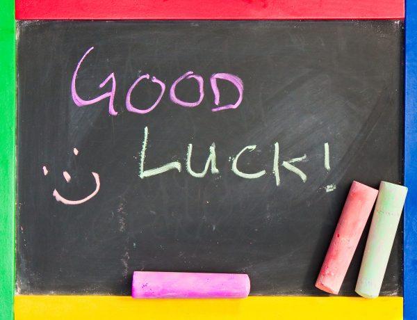 bafta - good luck