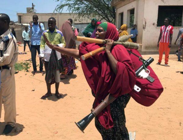 O zi ca turist in Somalia
