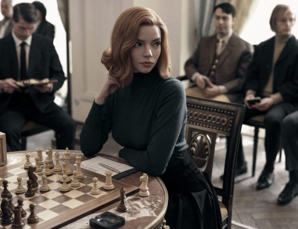 The Queen's Gambit (Netflix) - Show TV preferat in 2020